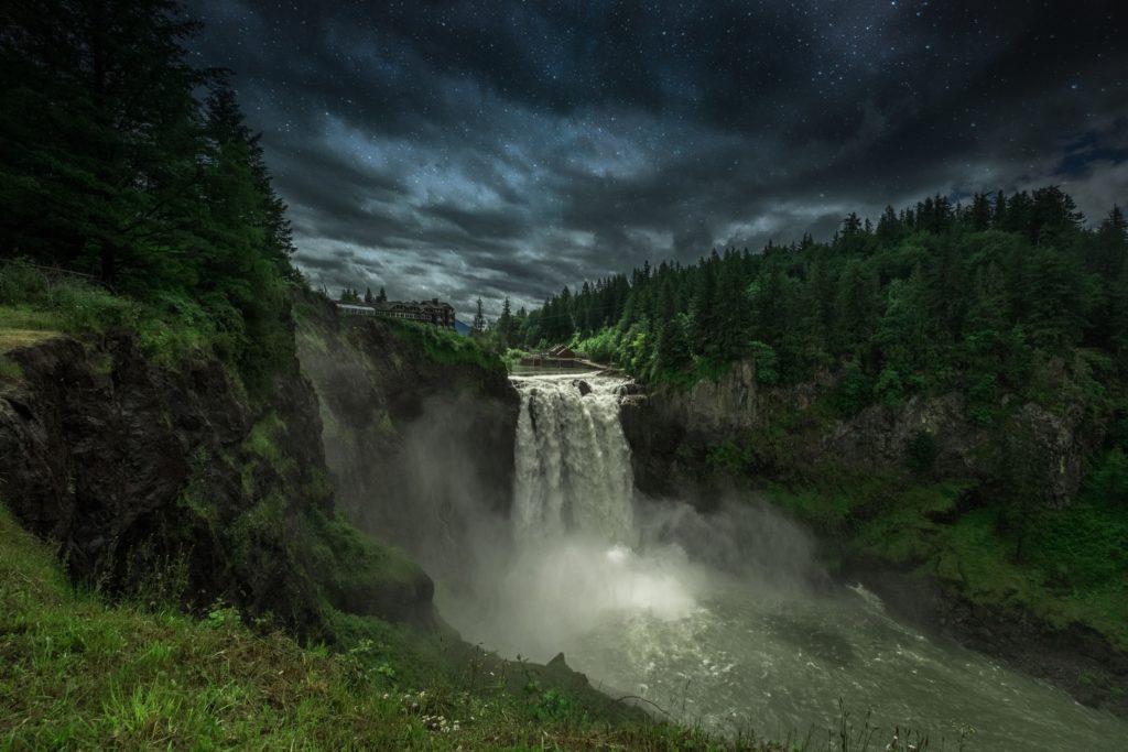 Las montañas son las torres de agua de la Madre Tierra. ¡Dejad en paz a las montañas!
